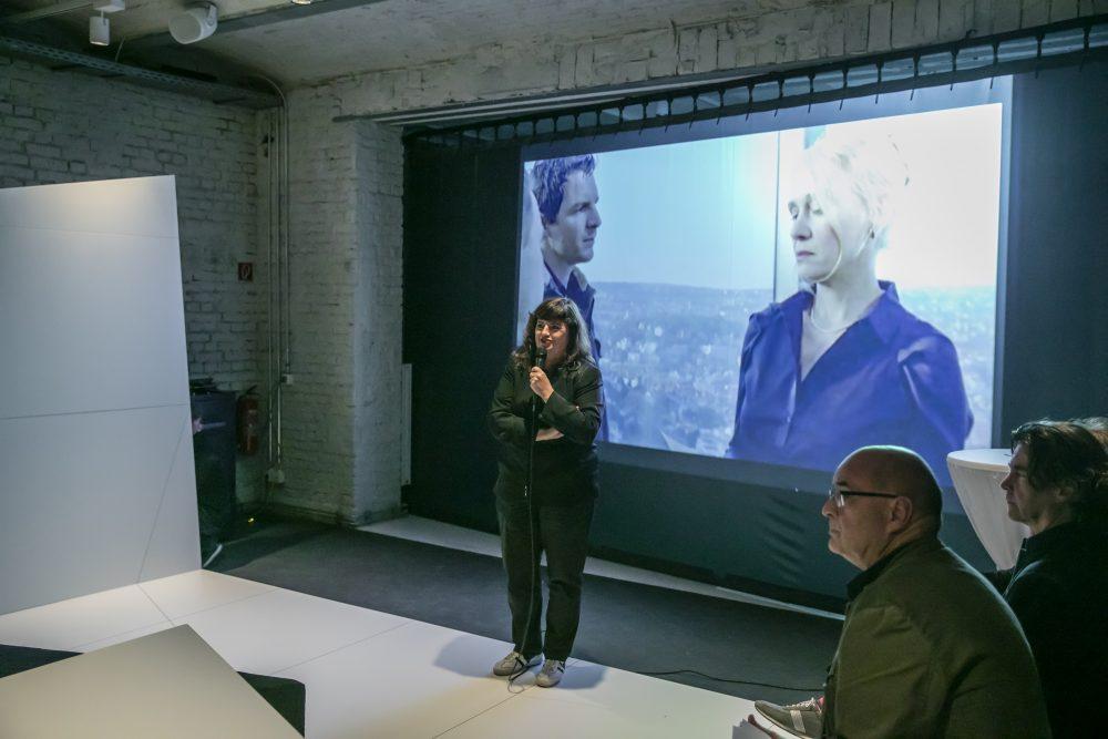 sala architettura + film